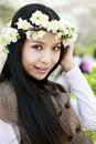 Free Spring Portrait Royalty Free Stock Photos - 13990858