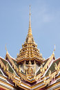 Free Art Of Roof,art In Temple On Sky Royalty Free Stock Photos - 13996938