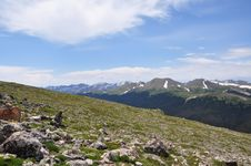 Free Mountain Beauty Stock Photography - 13990542