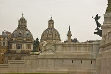 Free Churches In Rome Royalty Free Stock Photos - 13990828