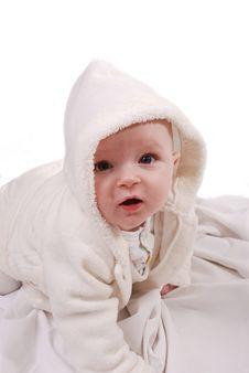 Free Baby Girl Royalty Free Stock Image - 13991256