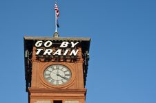 Free Go By Train Stock Photo - 13991350
