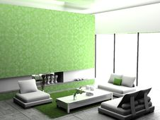Free Living Room Stock Images - 13992294