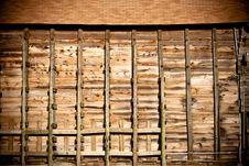 Free Grunge Wood Wall Stock Photography - 13992482