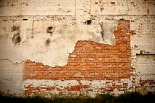 Free Grunge Wall Royalty Free Stock Photo - 13992505