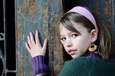 Free Caucasian Young Model Posing Royalty Free Stock Image - 13993546