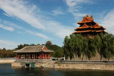 Free Forbidden City Royalty Free Stock Photo - 13994075