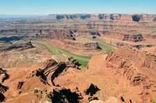 Canyonland Stock Photography