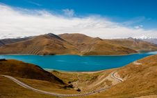 Free Scenery In Tibet Royalty Free Stock Image - 13994426