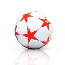Free Soccer Ball Royalty Free Stock Images - 13994829