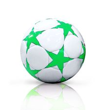 Free Soccer Ball Stock Photography - 13994832