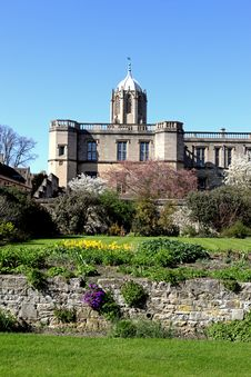 Free Oxford Royalty Free Stock Image - 13995286