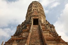Free Pagoda. Stock Photography - 13996462