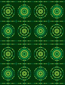Free Abstract Background In Green Tones Royalty Free Stock Photos - 13996578