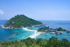 Free Nangyuan Island Royalty Free Stock Photography - 13996897