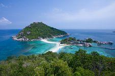 Free Nangyuan Island Stock Image - 13996951