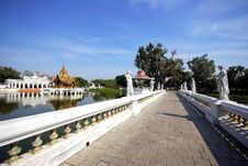 Free Bang Pa In Palace Of Thailand Stock Photography - 13997702