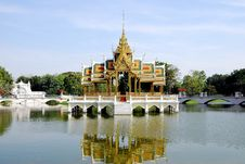 Free Bang Pa In Palace Of Thailand Stock Images - 13997754