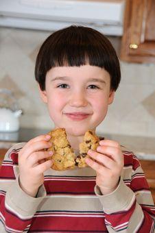 Free Chocolate Chip Joy Stock Image - 13997801