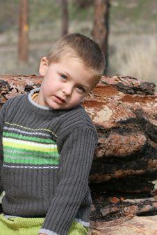 Free Little Boy Stock Photos - 13998953