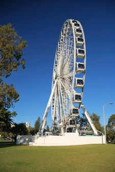 Free Ferris-wheel In Perth, Australia Stock Image - 13999051