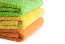 Free Towels. Stock Photos - 13999323