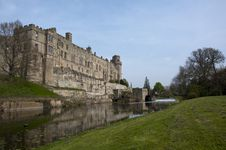 Free Warwick Castle And The River Avon Royalty Free Stock Photo - 13999735