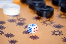 Free Backgammon Stock Image - 13999831