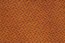 Free Orange Textile Background Royalty Free Stock Image - 13999896