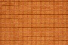 Free Orange Textile Background Royalty Free Stock Photos - 13999988