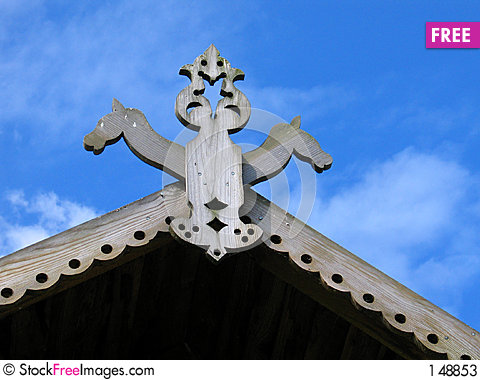 Free Roof Ornament Stock Photos - 148853
