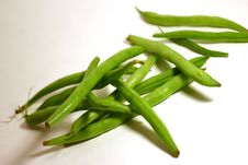 Free Green Beans Stock Image - 140521