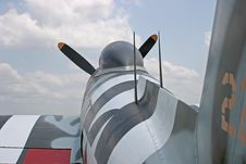 Free P-47 Thunderbolt Fuselage Stock Photography - 140632