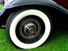Free Luxury White Wall Tyres Royalty Free Stock Photos - 140728
