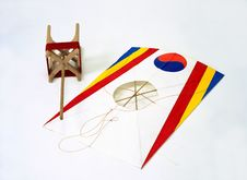 Free Traditional Kite Stock Photos - 141743