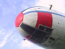 Free Aircraft Nose Royalty Free Stock Images - 143089