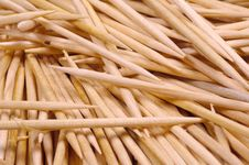 Free Toothpicks 2 Royalty Free Stock Photos - 143368