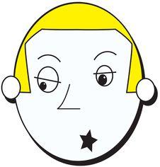 Free Rock Star Boy Royalty Free Stock Image - 143526