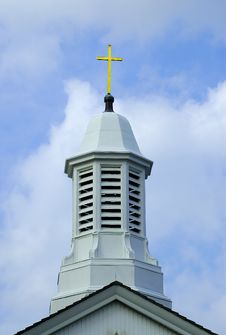 Free Church Steeple Stock Photo - 144190