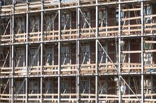 Free Construction Work On A Facade Stock Images - 145334