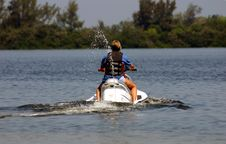 Free Jet Skiing Stock Photos - 148603