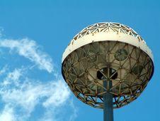 Free Big Lamp Detail Royalty Free Stock Photos - 149608