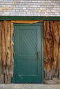 Free Boathouse Door Royalty Free Stock Image - 1403326