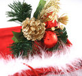 Free Christmas Decorations Stock Image - 1403491
