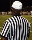 Free Lone Referee Close-up Stock Photography - 1404212