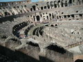 Free Inside The Colosseum Royalty Free Stock Photos - 1409468