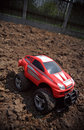 Free Toy Off-road Car Stock Photo - 1409810