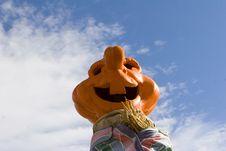 Free Scarecrow Royalty Free Stock Photo - 1400825