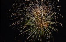 Free Fireworks Stock Photo - 1401010