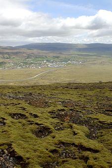 Free Icelandic Landscape Royalty Free Stock Photo - 1401115